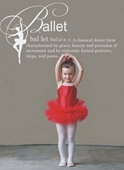 Ballet Definition Custom Wall Decal