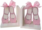 Ballet Shoes Bookends