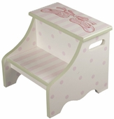 Ballet Shoes Step Stool