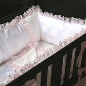 Barbie Cradle Bedding