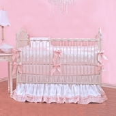 Barbie Crib Bedding