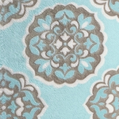 Barcelona Medallion Fabric