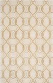 Barley & Tan Candice Olson Hand-Tufted Rug