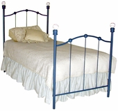 Baseball Iron Bed