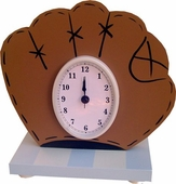 Baseball Table Clock
