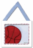 Basketball Framed Giclee Print
