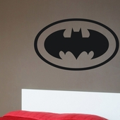 Batman Custom Wall Decal