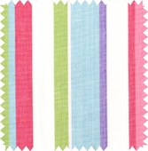 Beach Ball Stripe Fabric