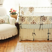 Bella Amore 2-Piece Crib Bedding Set