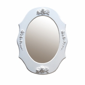 Bella Large Oval Mirror