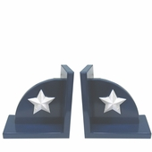Bella Star Confederate Bookends