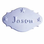Bella Star Name Plaque