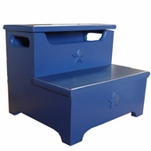 Bella Star Storage Step Stool