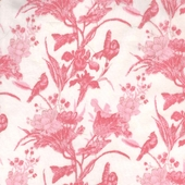 Berry Anouk Fabric