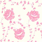 Berry Arpege Fabric