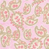 Berry Esme Fabric