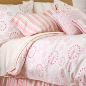 Berry Marceline Reversible Duvet