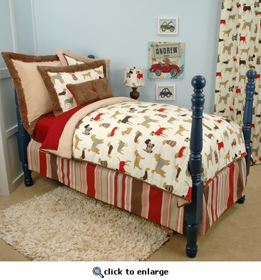Best Friend Reversible Duvet