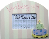 Birthday Girl Picture Frame