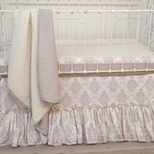 Bless Crib Bedding Set