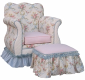 Blossoms & Bows Child Empire Chair