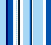 Blue Pinstripe Fabric
