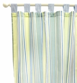 Blue Skye Curtain Panel Set
