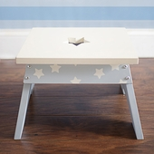 Blue Star Step Stool