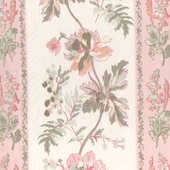 Blush Hortense Fabric