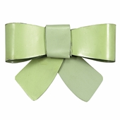 Bow Magnet Set of 3 - Green