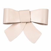 Bow Magnet Set of 3 - Light Pink