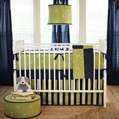 Boy Oh Boy 2-Piece Crib Bedding Set