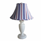 Boys Toys Stripe Childtop Urn Lamp