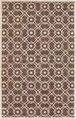 Brown & Beige Goa Hand-Tufted Rug