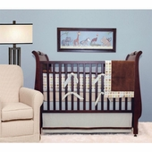 Bubbles Crib Bedding Set