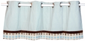 Bubbles Window Valance