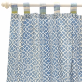 By the Bay Curtain Panel Set