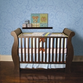 Cade 4-Piece Crib Bedding Set
