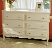 Celine 6 Drawer Dresser