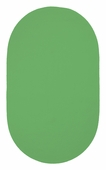 Chenille Creations Braided Rug - Green