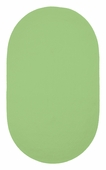 Chenille Creations Braided Rug - Key Lime