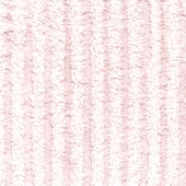 Chenille Stripe Pink Fabric
