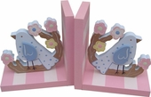 Cherry Blossom Bookends