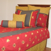 Chess King Bedding