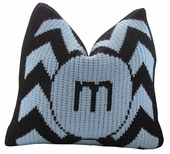 Chevron Personalized Pillow