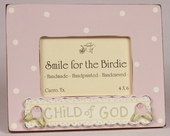 Child of God Pink Picture Frame