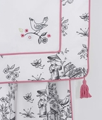 China Doll Window Valance