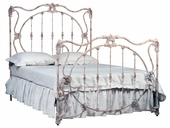Claire Iron Bed