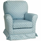 Cottage SS Adult Glider with Slipcover