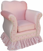 Cotton Candy Child Empire Chair